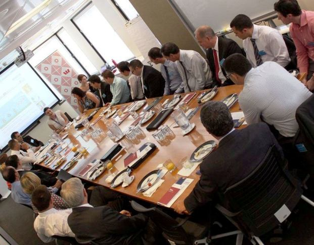 business roundtable on collaboration