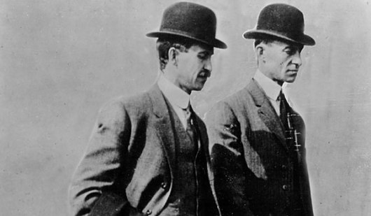Brothers Take Flight Wilbur and Orville Wright The Wright Co. Dayton, Ohio Founded 1892
