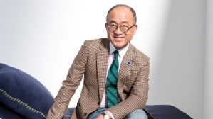 Fashion designer Alfred Sung  (THE CANADIAN PRESS/Chris Young)