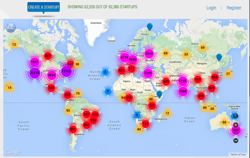 Source: StartupBlink Link: http://www.startupdaily.com.au/2014/06/interactive-global-map-startups-startupblink-help-facilitate-collaboration/