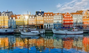 Copenhagen wants to become a metropolis with international clout.  Photograph: Kateryna Negoda/Getty Images/Flickr RF