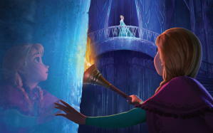Frozen is the highest-grossing animated film so far Photo: Disney