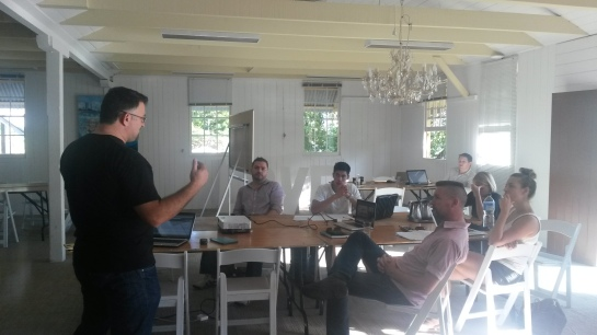 working with start-ups