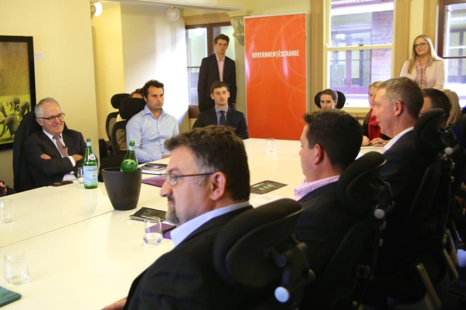 MindHive_discussion_with_the_Minister_MT
