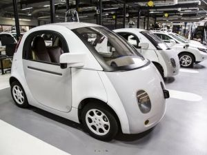 Google has taken an early lead in self-driving car future, but... (Photo: Martin E. Klimek, Special for USA TODAY)