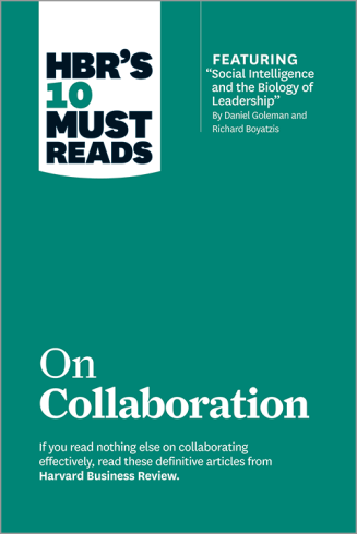 harvard book on collaboration