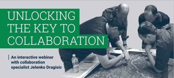 Unlocking the key to collaboration